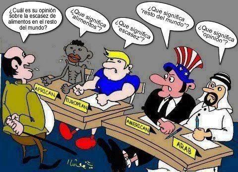 Chiste de educación: Diferencias entre culturas