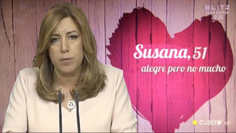 Memes de Susana Díaz